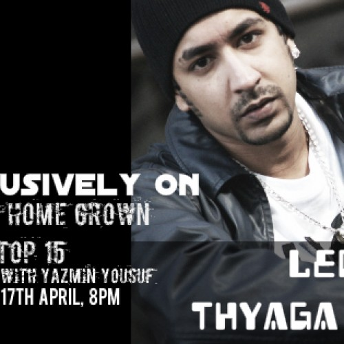 Legaz & Thyaga Dimitri On The YES Home Grown Top 15