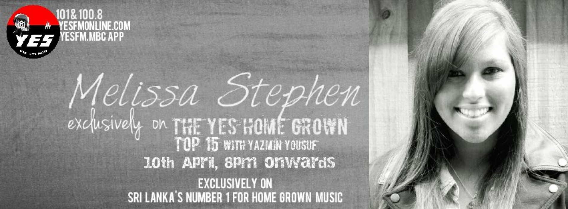 Melissa Stephen On The YES Home Grown Top 15