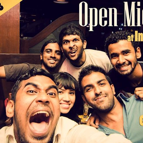 Open Mic Night @ In..On The Green