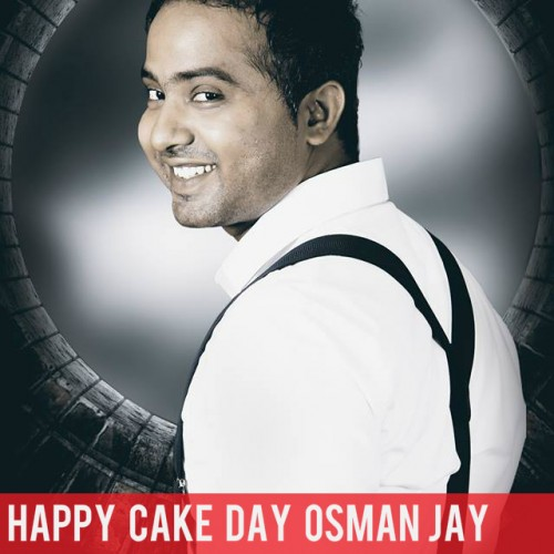 Happy Cake Day Osman