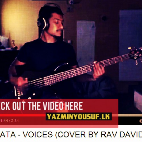 STIGMATA – VOICES (COVER BY RAV DAVID)