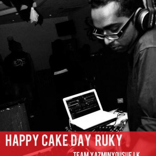 Happy Cake Day Ruky