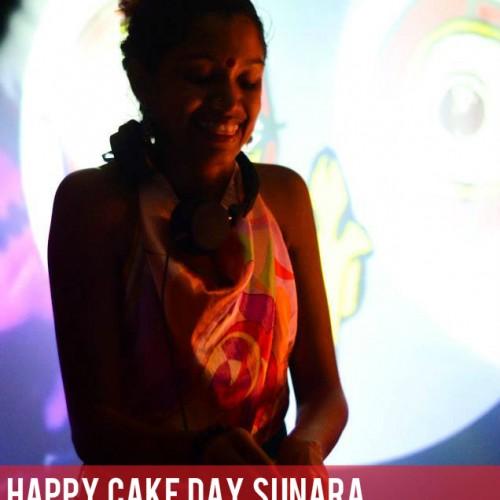 Happy Cake Day Sunara