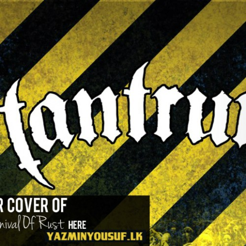 Tantrum: Carnival Of Rust (Cover)