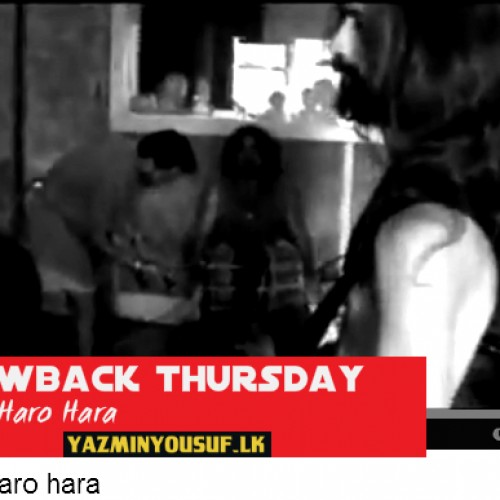 Throwback Thursday: Tapas- Haro Hara