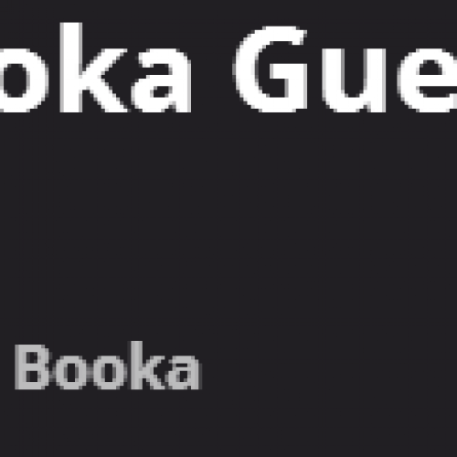Booka Booka Guest Mix by Dj Wendel