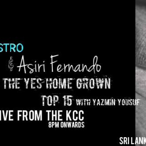 On The YES Home Grown Top 15 (Live From Kandy)