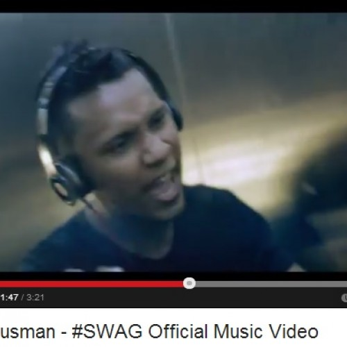 Azim Ousman – #SWAG Official Music Video