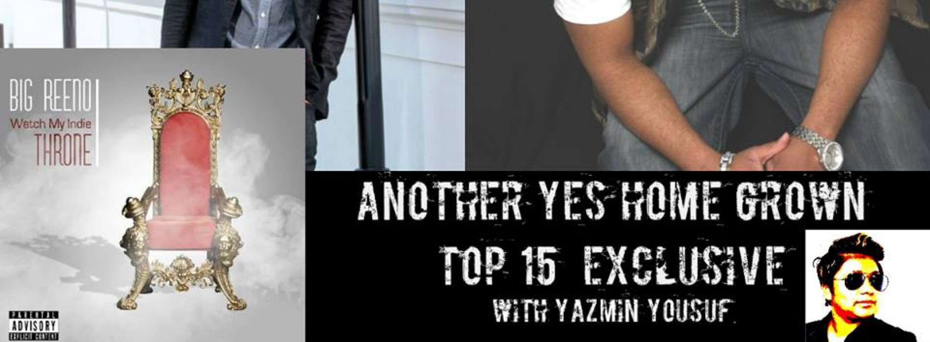 On The YES Home Grown Top 15 Today