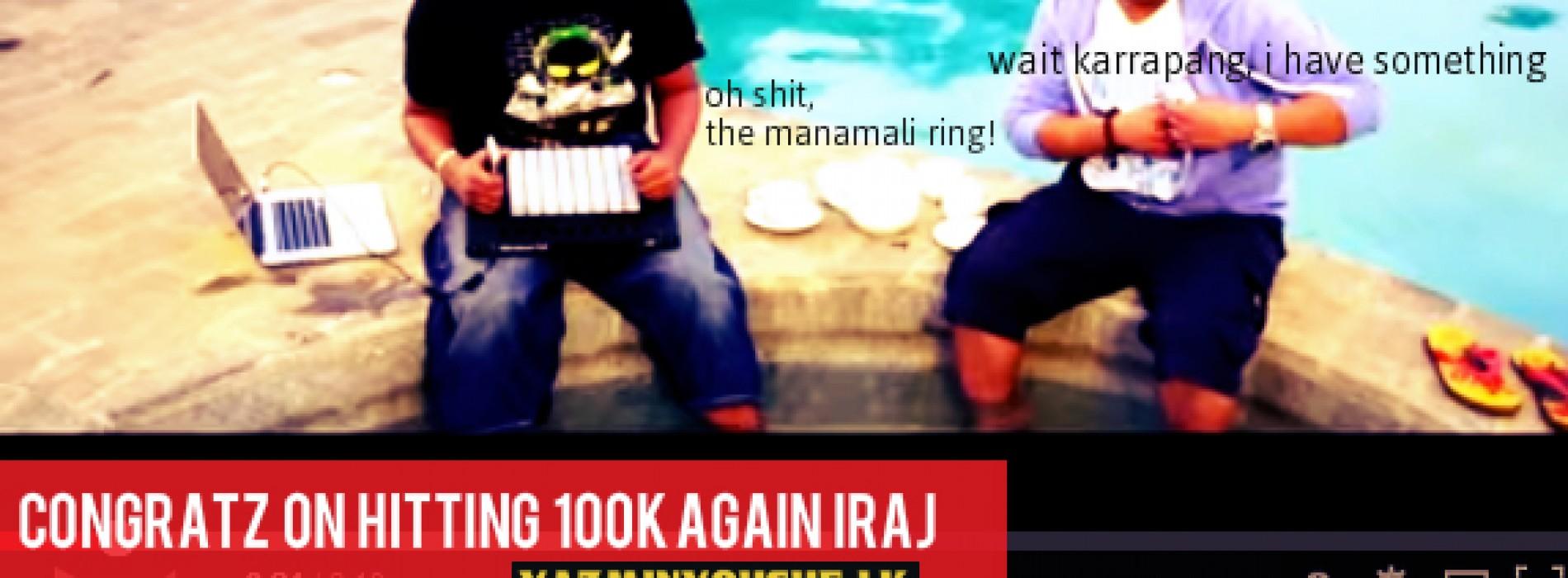 Sweety Manika By Iraj Ft Infaas & Janani Hits 100k Views