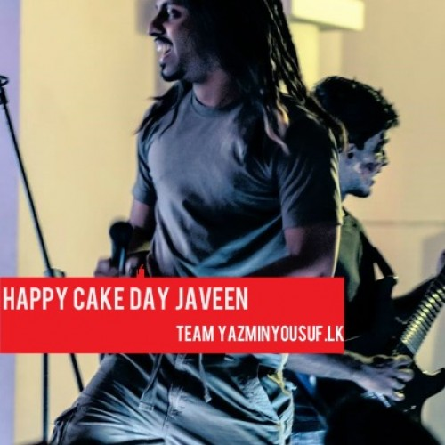 Happy Cake Day Javeen
