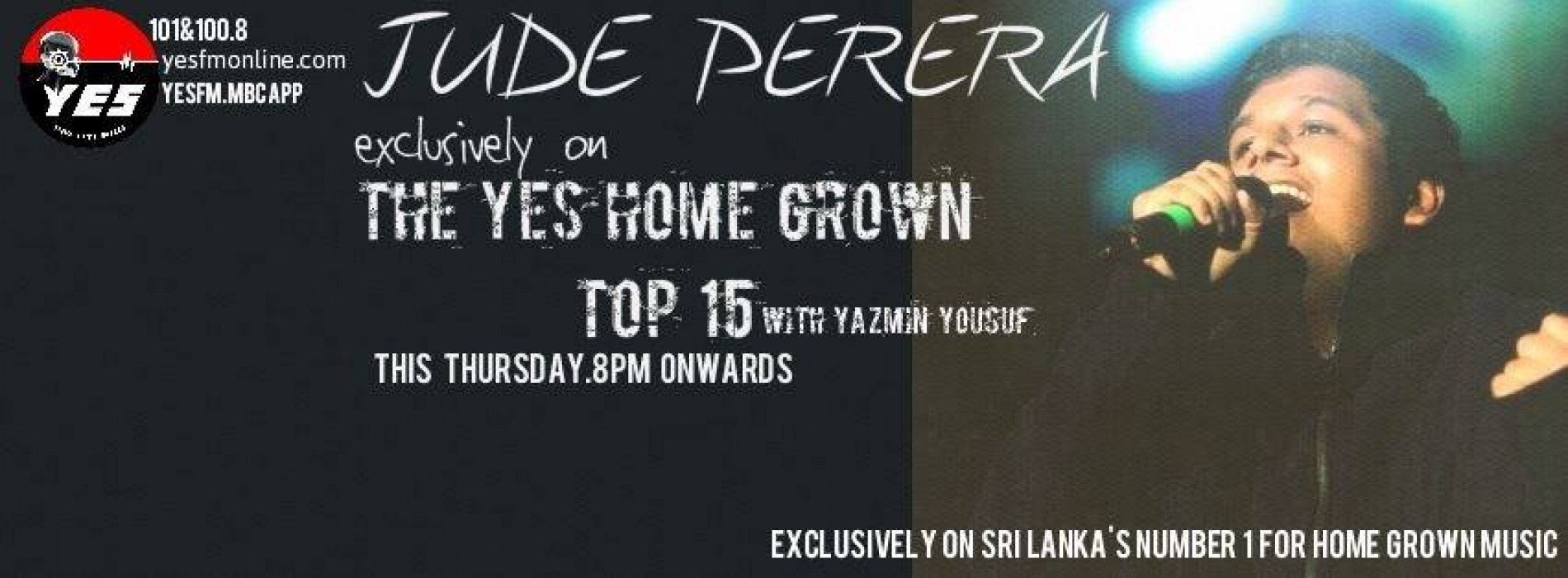 Jude Perera On The YES Home Grown Top 15