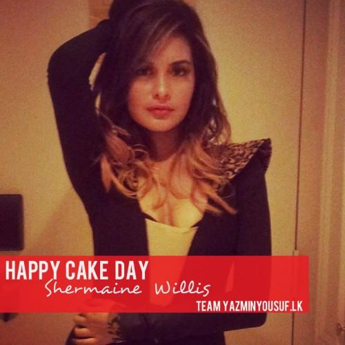 Happy Cake Day Shermaine Willis