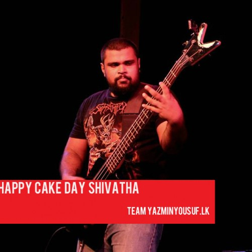 Happy Cake Day Shivantha