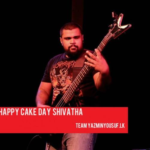 Happy Cake Day Shivantha