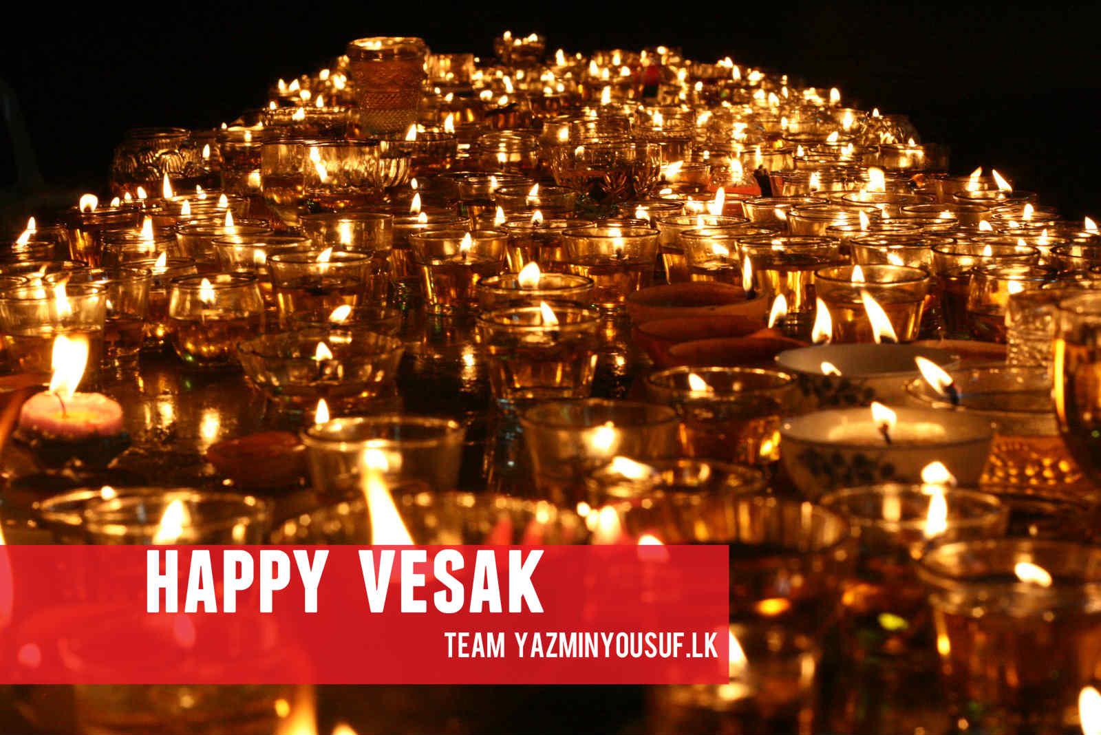Happy Vesak From Us To You | Decibel