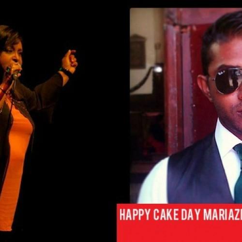 Happy Cake Day Mariazelle & Elmo