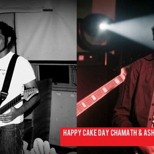 Happy Cake Day Chamath & Ashenka