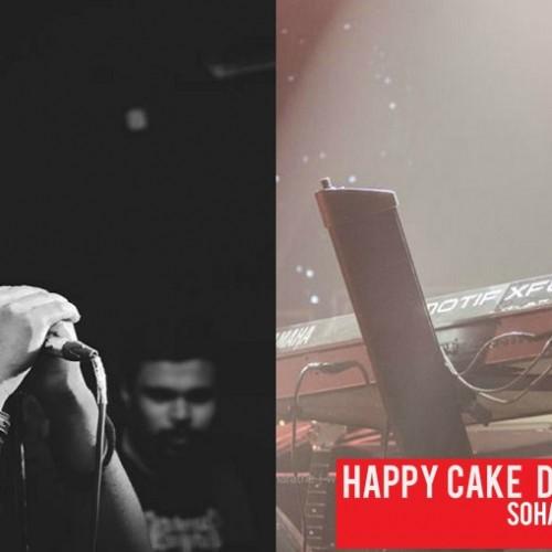 Happy Cake Day Sohan & Ruwini