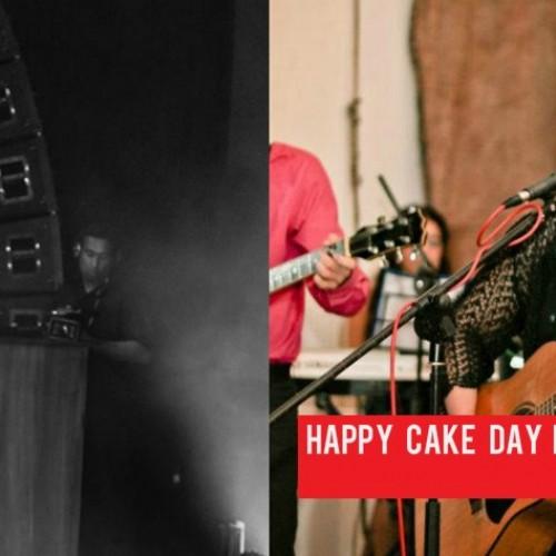 Happy Cake Day Miyuru & Sheyana