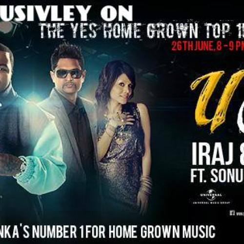 """The Debut Of """"U N Me"""" On YES Home Grown Top 15"""