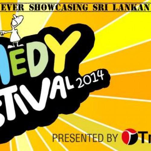 Comedy Festival 2014