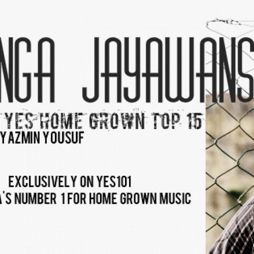 Eranga Jayawansa On The YES Home Grown Top 15