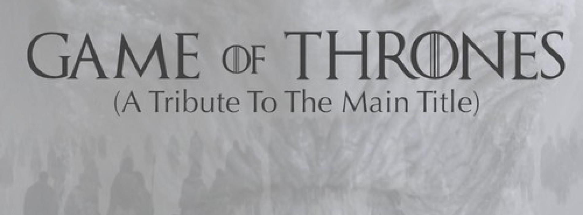 Christian Q & Shokstix – Game of Thrones (A Tribute)
