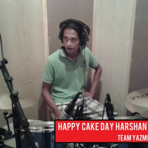 Happy Cake Day Harshan