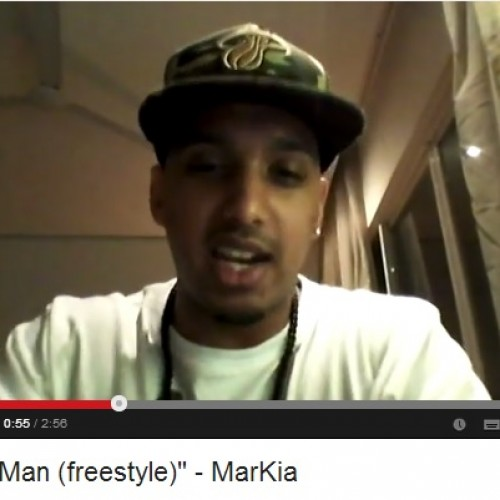 "MarKia – ""Repo Man (freestyle)"""