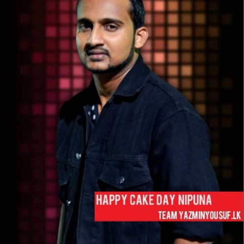 Happy Cake Day Nipuna