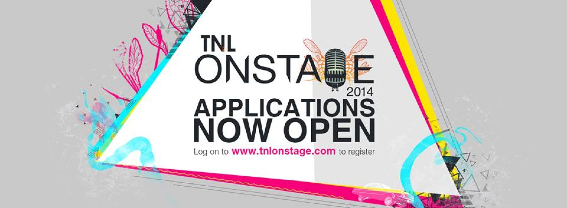 TNL Onstage 2014 : Application Intake