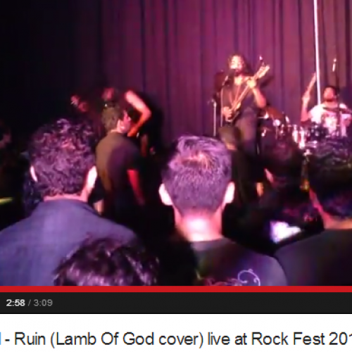 Nevi'im & Tantrum @ Rock Fest