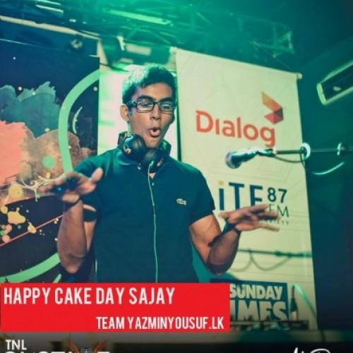 Happy Cake Day Sajay