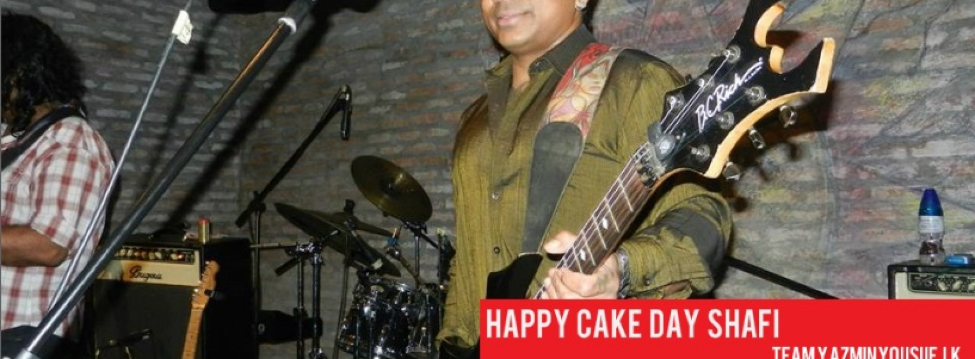 Happy Cake Day Shafi