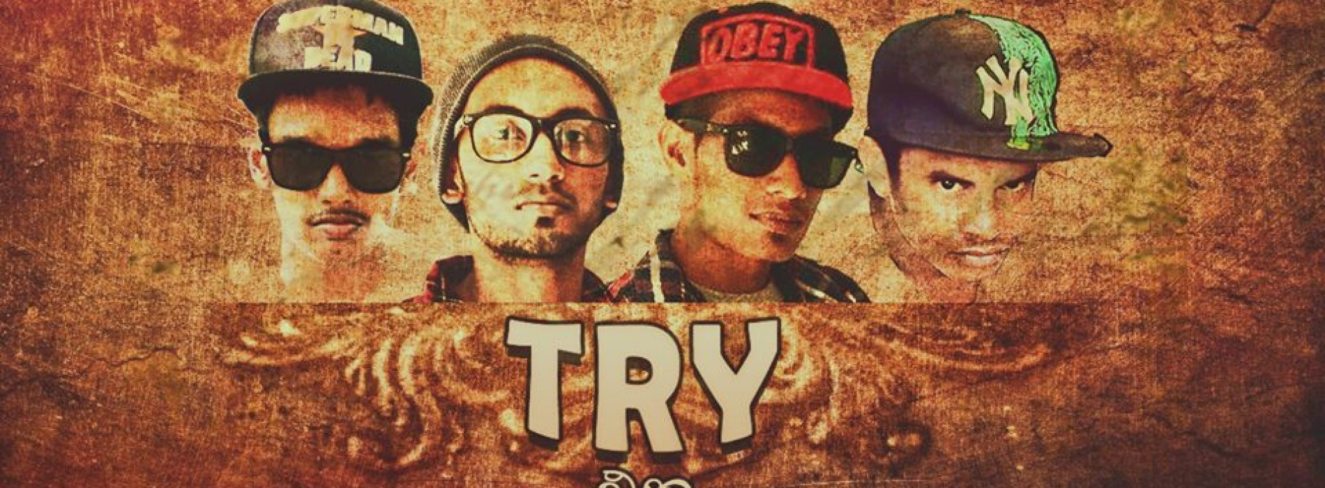 "Durty Jay ft Chiraj & Smoke: ""Try එක"" [Mixtape]"