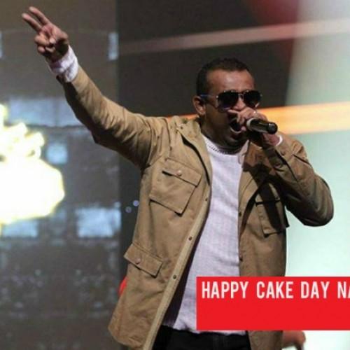 Happy Cake Day Natasha, Shiraz & Tasneem
