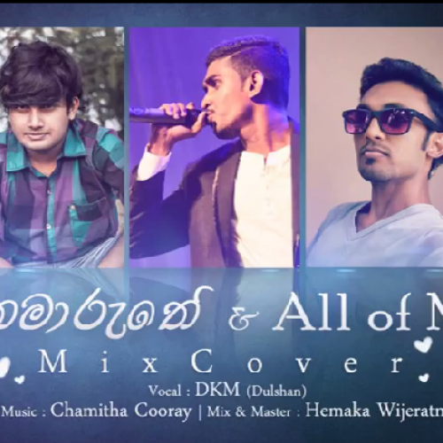 DKM StrikeZ – Seetha Maruthe & All of Me (Cover)