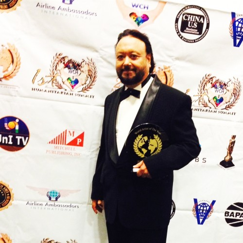 """Alston Koch Bags """"The World Artist Of The Year"""" At The G.O.D awards"""