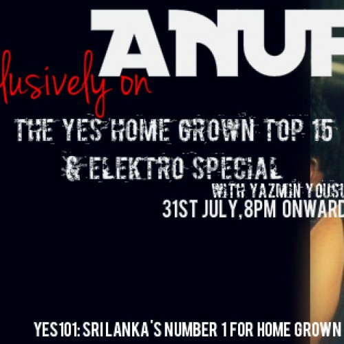 Anup On The YES Home Grown Elektro Special
