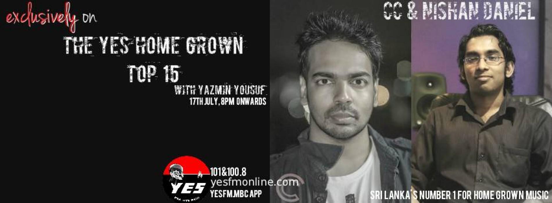 CC & Nishan Daniel On The YES Home Grown Top 15