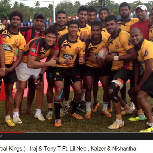 Iraj & Tony T Ft. Lil Neo, Kaizer & Nishantha – ජය නාදේ ( Central Kings )