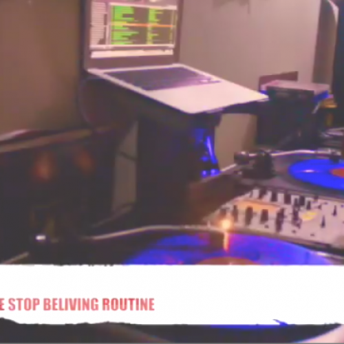 Dj Rami – Another One Stop Believing Routine