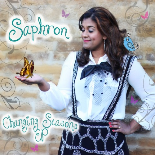 Saphron: The Name.The Artist.The Music