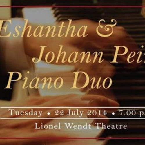 Eshantha & Johann Peiris: Piano Duo