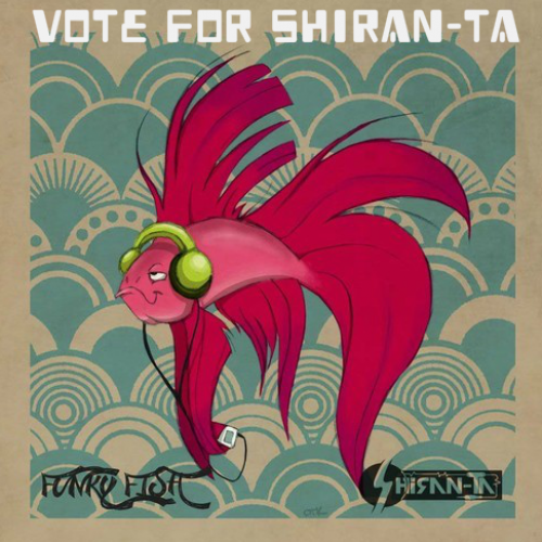 Help Shiran-Ta Win The Fame Music Comp
