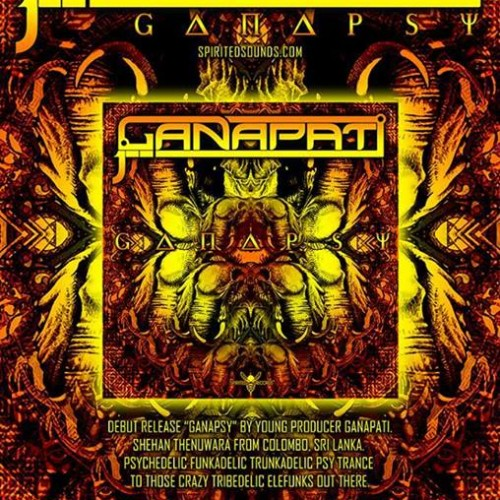 Ganapati: Ganapsy Ep Now Out