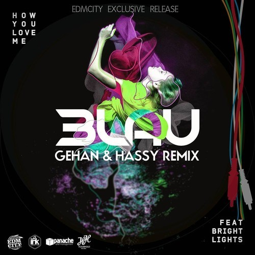Gehan & Hassy – 3LAU – How You Love Me Feat. Bright Lights (Remix)