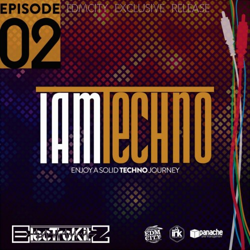 Electrokitz – I Am Techno EP002