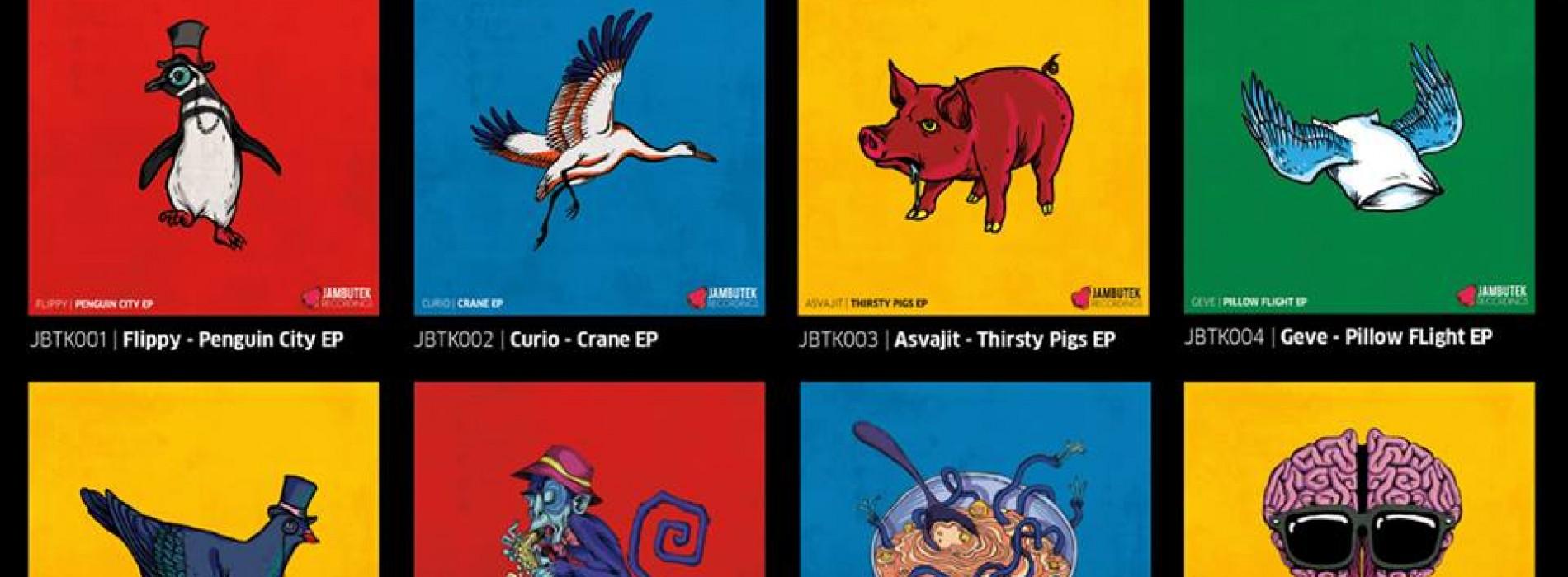 July Releases On Jambutek Records